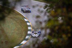 #16 Dyson Racing Team Lola B12/60 Mazda: Tony Burgess, Chris McMurry, Chris Dyson, #55 BMW Team RLL