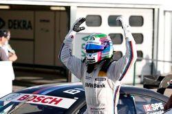 Poleposition for Bruno Spengler, BMW Team Schnitzer BMW M3 DTM