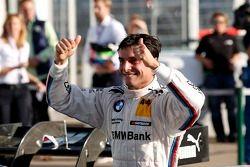 Poleposition Bruno Spengler, BMW Team Schnitzer BMW M3 DTM