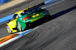 Circuit en Mike Rockenfeller, Audi Sport Team Phoenix Audi RS 5 DTM
