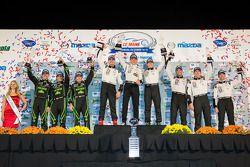 Scott Tucker, Ryan Briscoe, Marino Franchitti, Scott Sharp, Anthony Lazzaro, David Brabham, Jonny Kane, Peter Dumbreck, Guy Cosmo