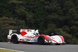 #27 Gainer International Zytek Z11SN - Nissan: Katsuyuki Hiranaka, Bjorn Wirdheim, Masayuki Ueda