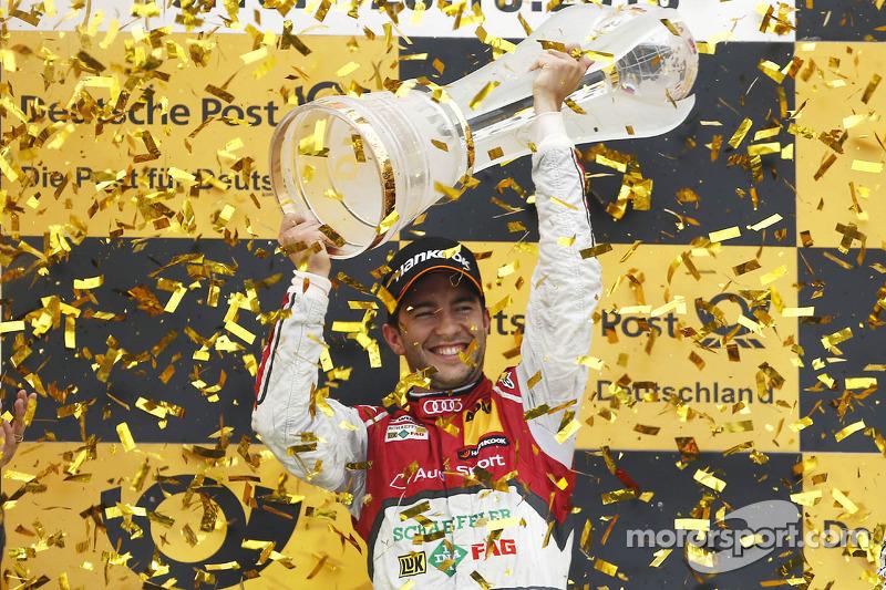 2013: Майк Роккенфеллер, Phoenix Racing