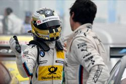 Timo Glock, BMW Team MTEK and Bruno Spengler, BMW Team Schnitzer