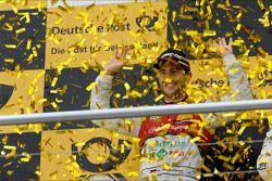 El campeón Mike Rockenfeller, Audi Sport Team Phoenix Racing
