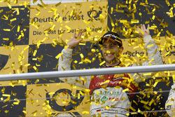winner championship Mike Rockenfeller, Audi Sport Team Phoenix Racing