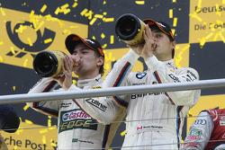 Augusto Farfus, BMW Team RBM; Bruno Spengler, BMW Team Schnitzer