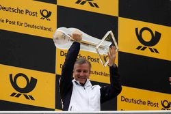 Championship Podium, Winner Manufactor BMW with Jens Marquardt, BMW Motorsport Director