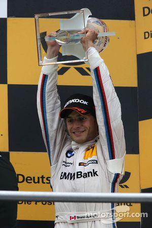 Championship Podium, 3rd Bruno Spengler, BMW Team Schnitzer BMW M3 DTM