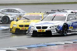 Dirk Werner, BMW Team Schnitzer, BMW M3 DTM; Timo Glock, BMW Team MTEK, BMW M3 DTM