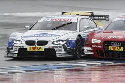Dirk Werner, BMW Team Schnitzer, BMW M3 DTM; Miguel Molina, Audi Sport Team Phoenix, Audi RS 5 DTM