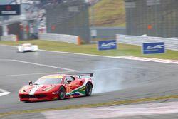 #61 AF Corse Ferrari F458 Italia: Jack Gerber, Matt Griffin, Marco Cioci