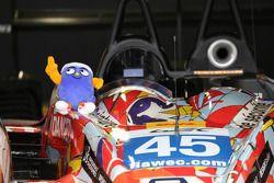 #45 Oak Racing Morgan - Nissan: Jacques Nicolet, Keiko Ihara