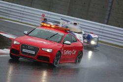 Race achter de safety car