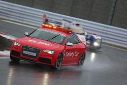 Course sous safety car