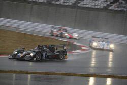 #25 Delta-ADR Oreca 03 - Nissan: Tor Graves, James Walker, Shinji Nakano