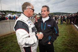 Greg Pickett and Kevin Buckler