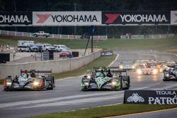 Largada: #552 Level 5 Motorsports HPD ARX-03b HPD: Jonny Kane, Peter Dumbreck, Guy Cosmo e #01 Extre