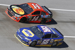 Martin Truex Jr. and Austin Dillon