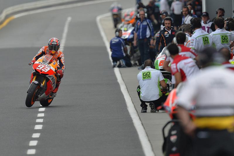 MotoGP - GP de Australia 2013