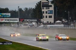 #45 Flying Lizard Motorsports Porsche 911 GT3 Cup: Nelson Canache, Spencer Pumpelly, Madison Snow e