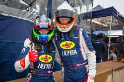 Kuno Wittmer e Tommy Kendall