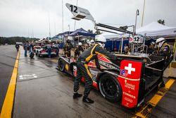 #12 Rebellion Racing Lola B12/60 Toyota: Nick Heidfeld, Neel Jani, Nicolas Prost