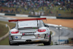 #10 Dempsey Racing Porsche 911 GT3 Cup: Charlie Putman, Charles Espenlaub, Darren Law