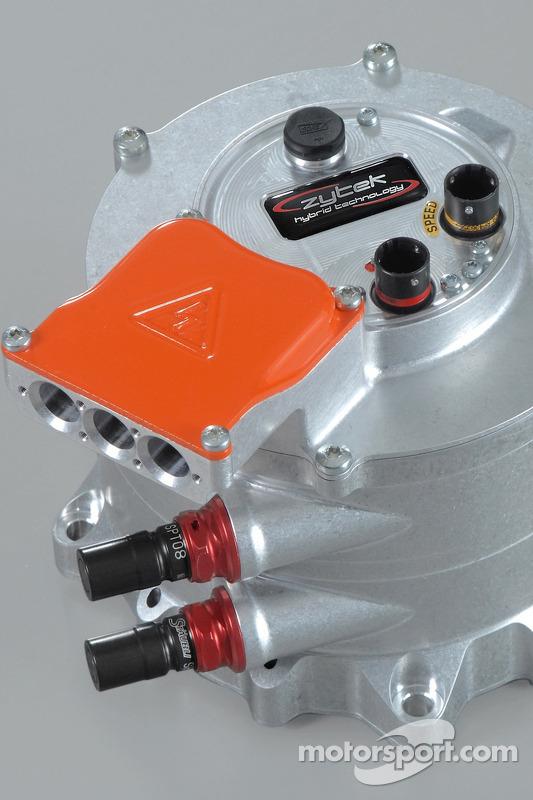 Unidade geradora de motor ZPH