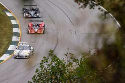 #22 Alex Job Racing Porsche 911 GT3 Cup: Cooper MacNeil, Jeroen Bleekemolen, Sebastiaan Bleekemolen,