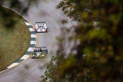 #01 Extreme Speed Motorsports HPD ARX-03b HPD: Scott Sharp, Anthony Lazzaro, David Brabham, #6 Muscl