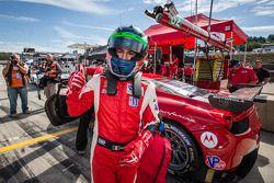 GT pole Matteo Malucelli