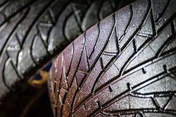 Rain tires