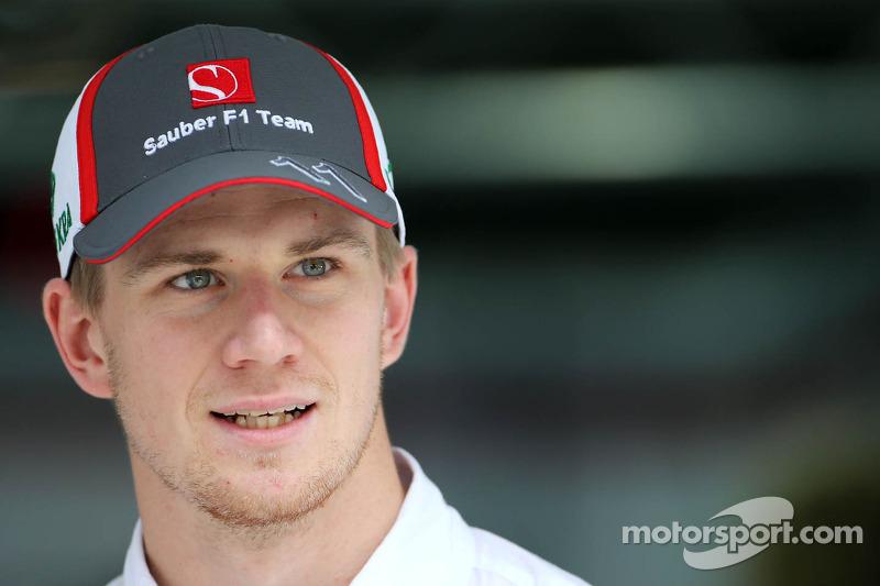 2013 - Nico Hulkenberg, Sauber