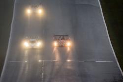 #16 Dyson Racing Team Lola B12/60 Mazda: Tony Burgess, Chris McMurry, Chris Dyson, #25 8Star Motorsports Oreca FLM09 Oreca: Oswaldo Negri, Sean Rayhall