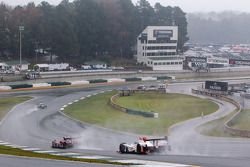 #05 CORE autosport Oreca FLM09 Oreca: Jonathan Bennett, Tom Kimber-Smith, Mark Wilkins
