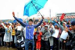 Валентино Росси. ГП Японии, пятничная тренировка.