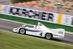 Машины Porsche, побеждавшие в Ле-Мане, особое событие.