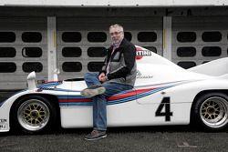 Юрген Барт. Машины Porsche, побеждавшие в Ле-Мане, особое событие.