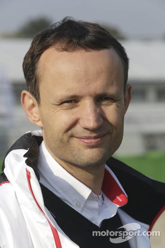 Alexander Hitzinger, diretor técnico do novo projeto LMP1
