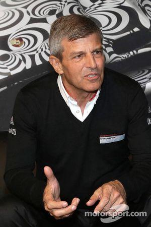 Fritz Enzinger, director of LMP1 project