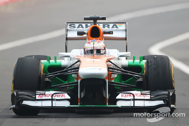Paul di Resta - 59 Grand Prix: 10.56 ortalama