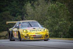 #11 JDX Racing Porsche 911 GT3 Cup: Mike Hedlund, Jan Heylen, Jon Fogarty