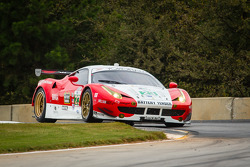 #23 Team West/ AJR/ Boardwalk Ferrari Ferrari F458 Italia: Bill Sweedler, Leh Keen, Johnny Mowlem
