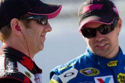 Greg Biffle en Ricky Stenhouse Jr.