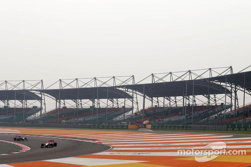 2011: Buddh International Circuit