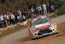 Khalid Al Qassimi y Scott Martin, Citroën Total Abu Dhabi World Rally Team