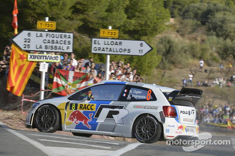 #10: Rallye Katalonien 2013