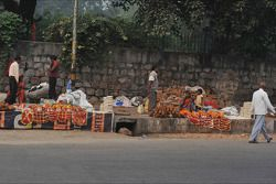 New Delhi sfeerbeeld