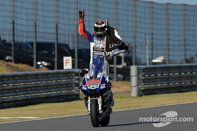 Grand Prix du Japon 2013, vainqueur :Jorge Lorenzo